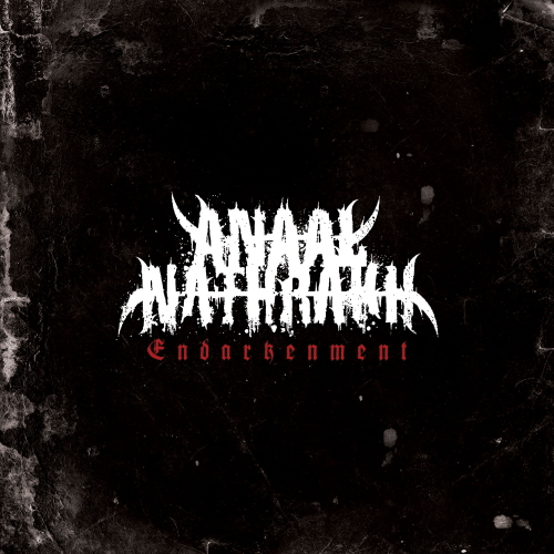 The censored version of the artwork to Anaal Nathrakh's eleventh album Endarkenment.